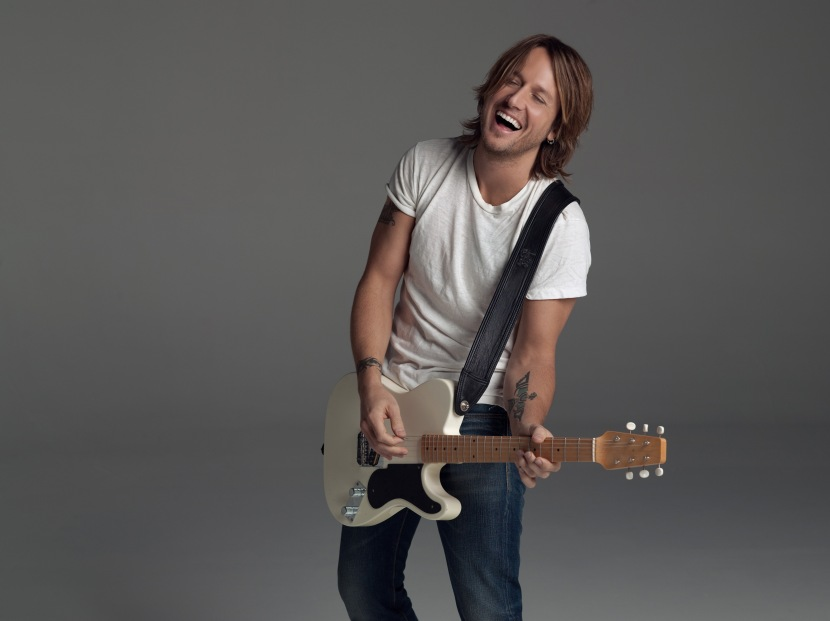 Keith Urban: my gateway drug to country music