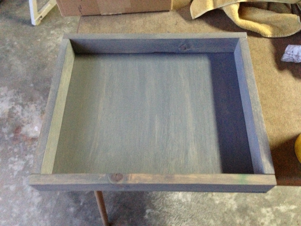 DIY Rustic Frame Jewelry Box (UPDATED) (4/6)