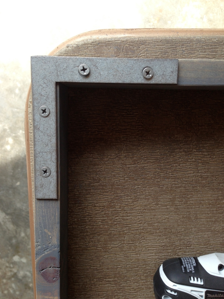 DIY Rustic Frame Jewelry Box (UPDATED) (5/6)