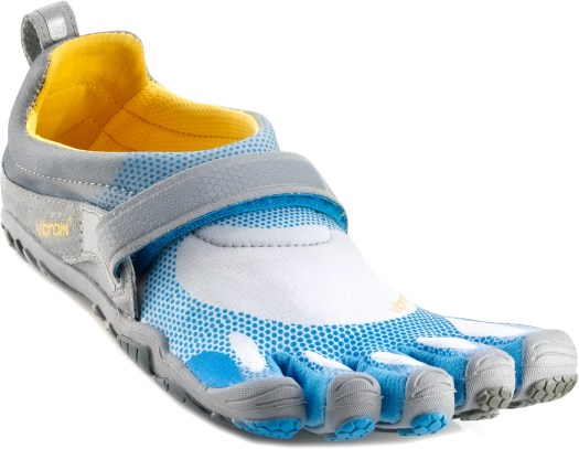 The Bikila street running shoe. My weapon of choice.