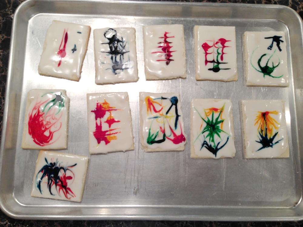 Artist Trading (Cookies) #2 (4/4)