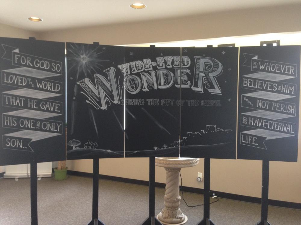 Chalkboarding (Large Display) (5/6)
